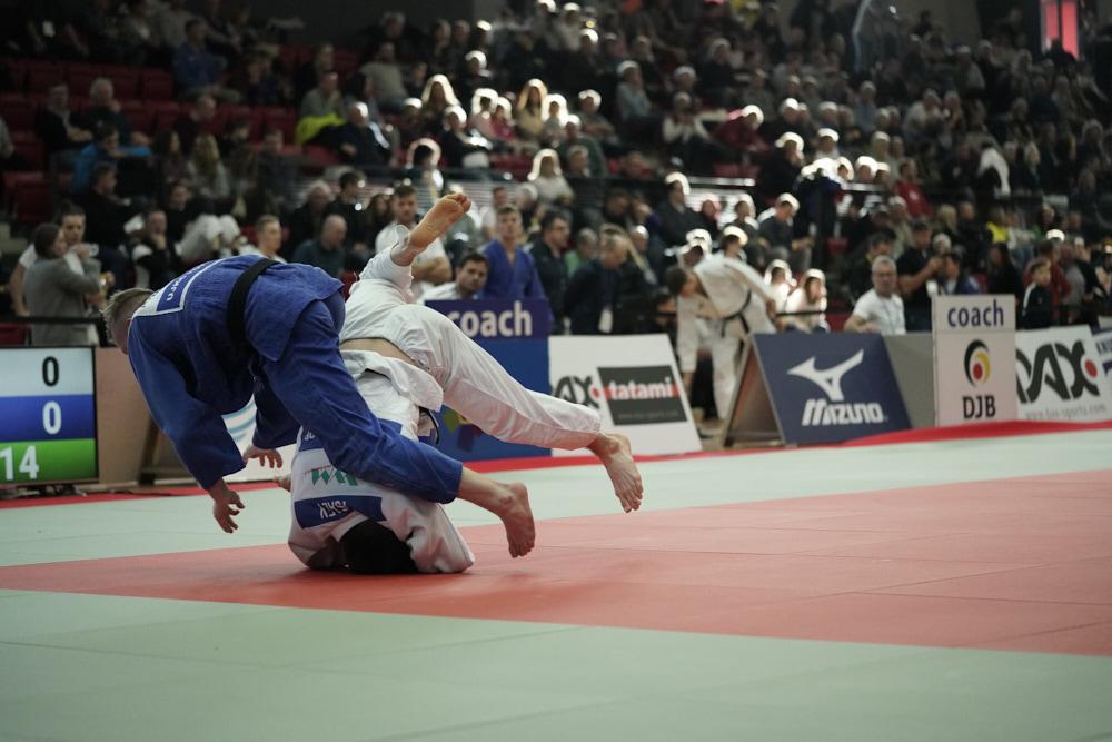 Judo, Wettkampf