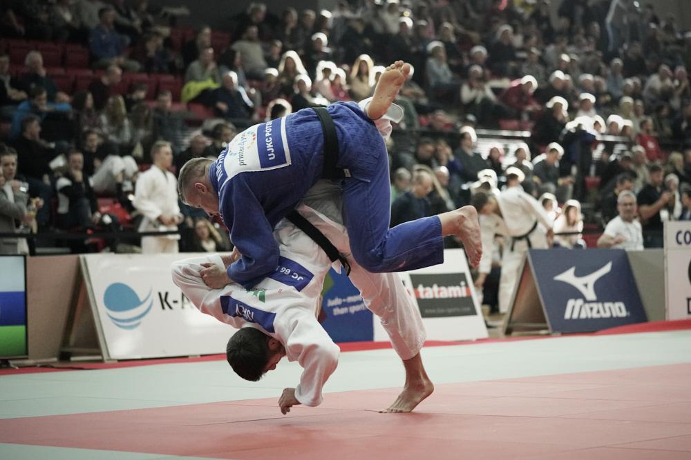 Judo Wettkampf