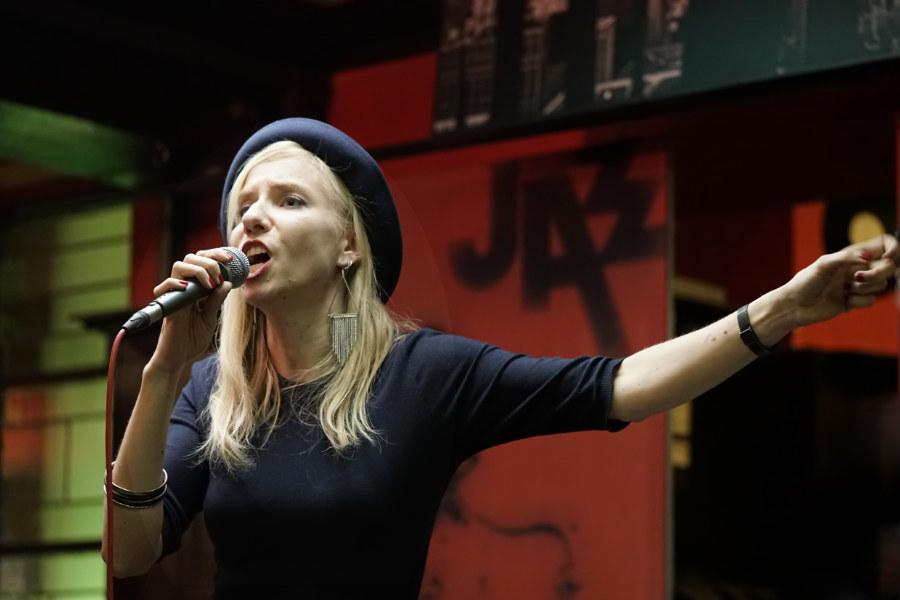 Konzertfotografie: Mareeya – dieses Mal Jazz