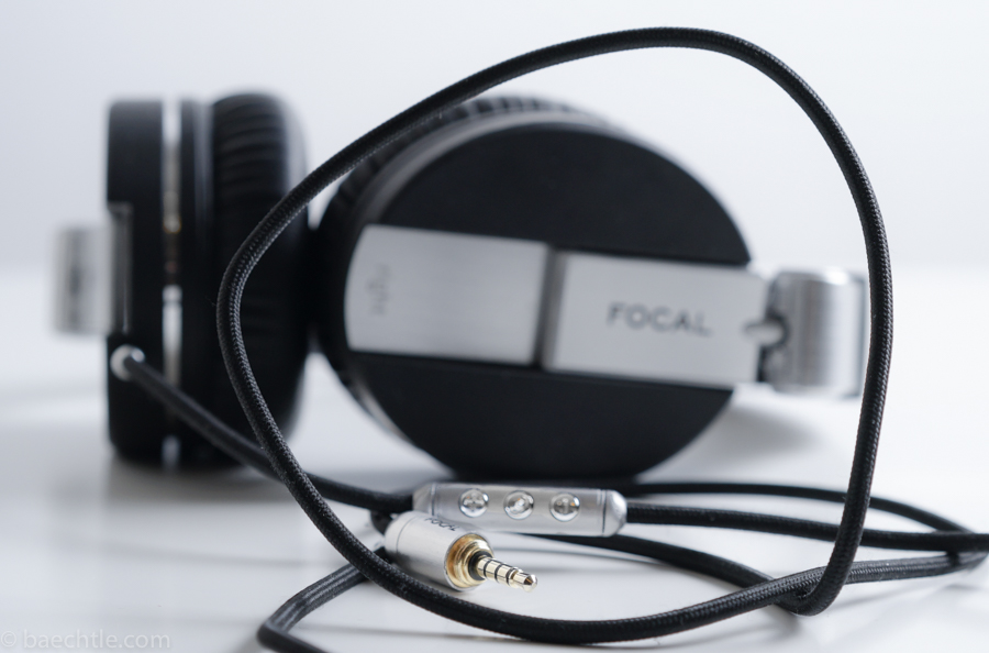 Foto eines HIFI-Kopfhörers.