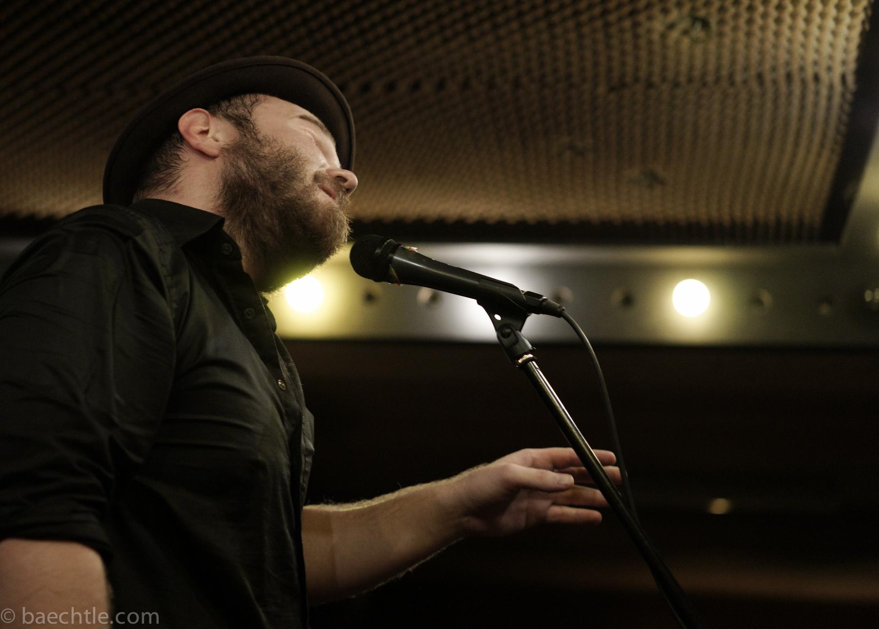 Sänger Daniel Welbat