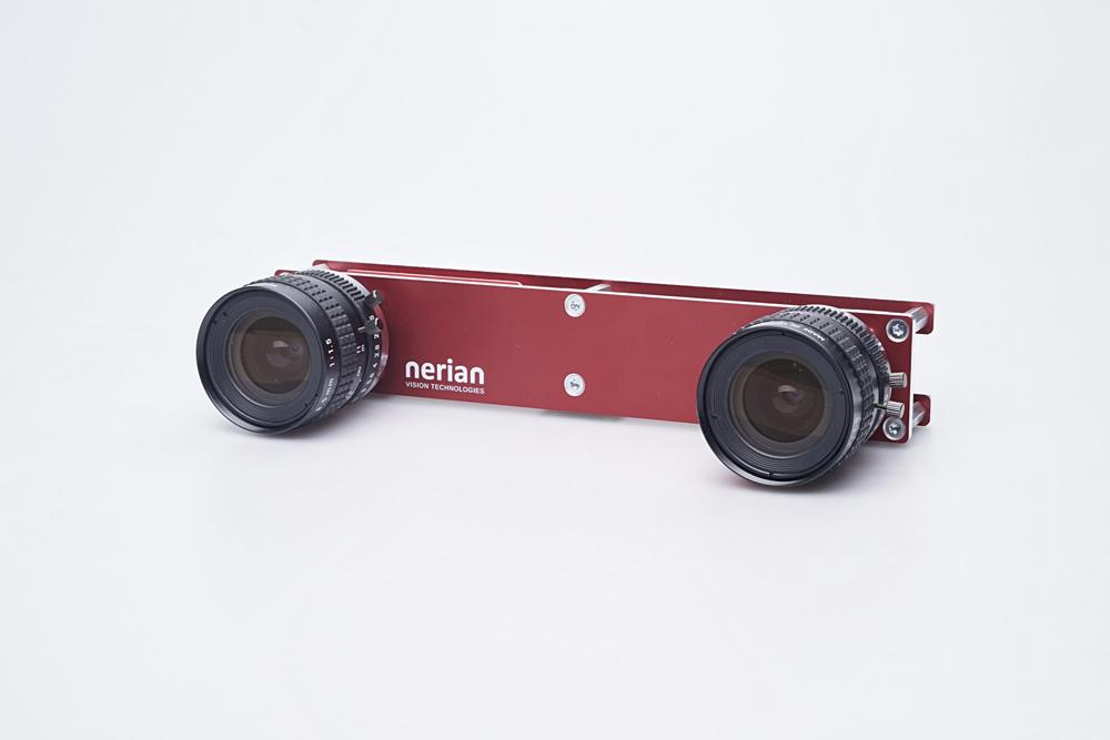 Kamerasystem für 3D-Visualisierung, fotografiert mit der  focus stacking Methode